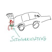 Geschützt: Sitzvorrichtung für SUV Heck