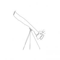 Geschützt: Teleskop mit Zusatzfunktion